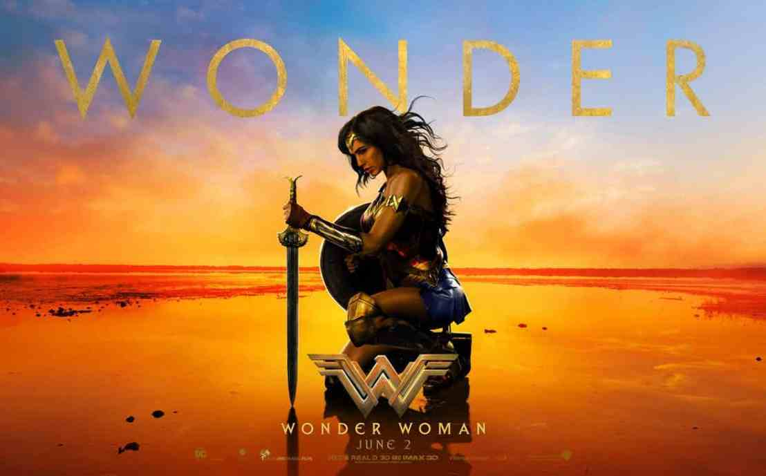The New Wonder Woman Trailer is Here!
